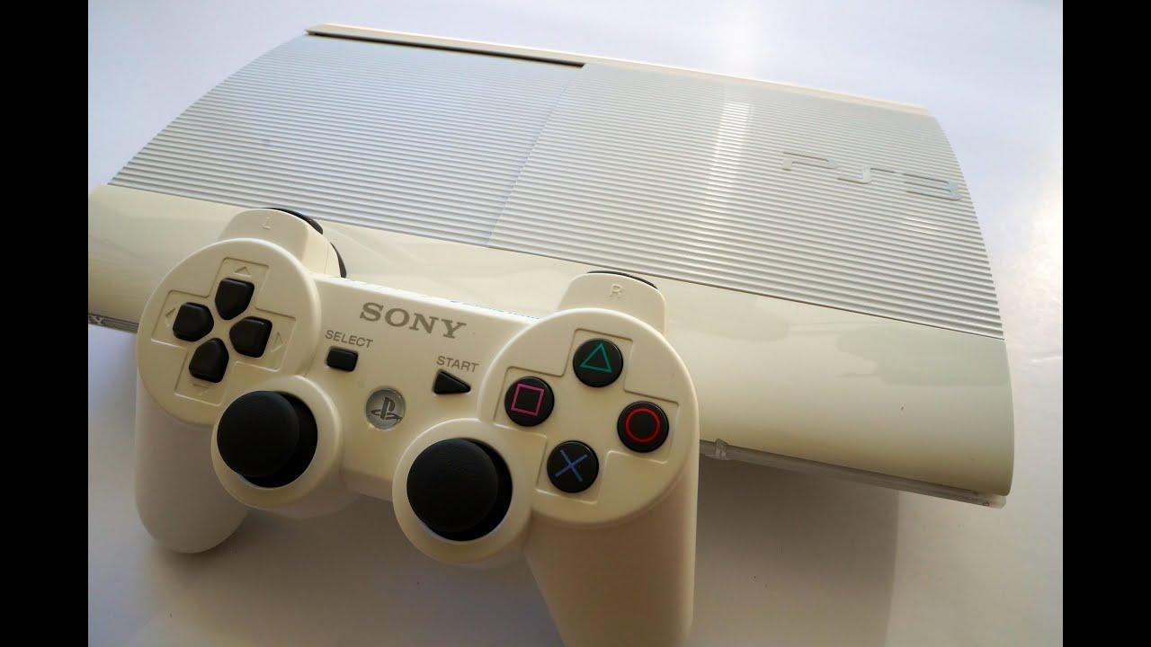 PS3 Super Slim WHITE - YouTube - 72.2KB