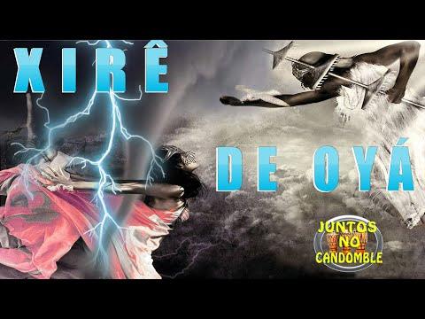 Xirê Ketu de Oyá - Yansa Bale - Letra Yoruba + tradução Português - Candomblé