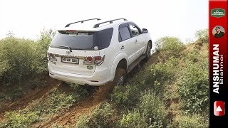 Fortuner 4x4, Endeavour LT, Duster AWD, XUV-500 AWD: Weekend offroading 9Sep17