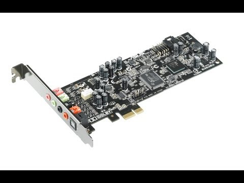 Asus Xonar DGX Soundcard - Quick User Review