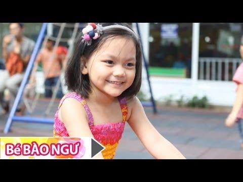 Bé Bào Ngư - Con cò bé bé - Slide show