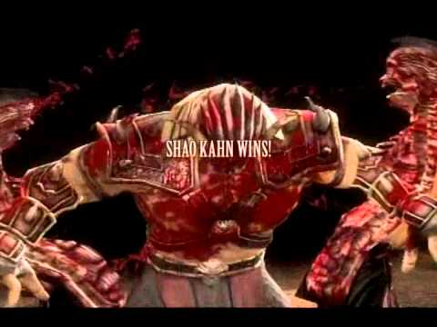 MORTAL KOMBAT 9 : ALL BOSS FATALITIES ON EVERYONE   (part 2 of 3)
