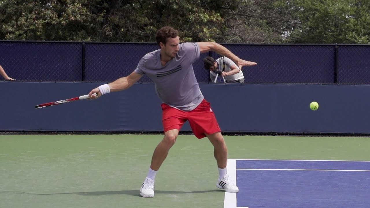 how to hit a better serve in tennis
