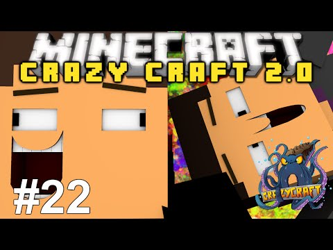 Minecraft: Crazy Craft 2.0 Adventure! Episode 22 - STUPID INVENTIONS!