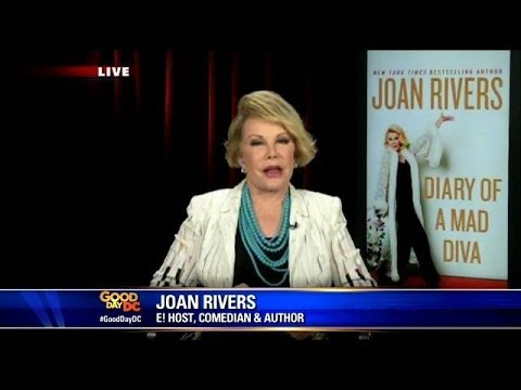 Joan Rivers out with new book