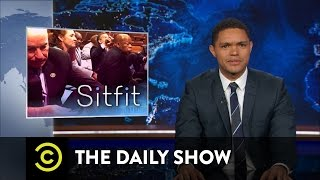 The Daily Show - House Democrats Stage a Sit-In