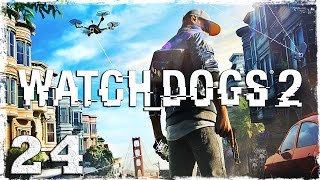 Watch Dogs 2. #24: Бункер.