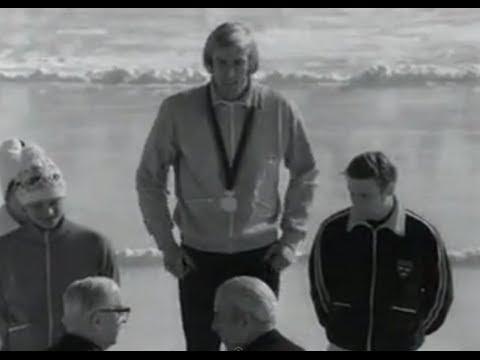 Goud voor Ard Schenk op Winterspelen (1972)