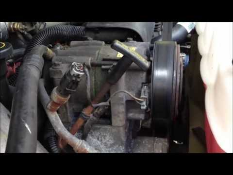 how to fix air conditioner gas leak