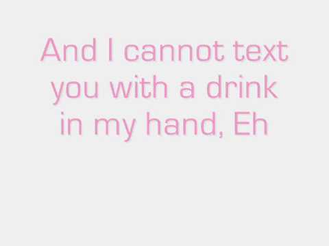LADY GAGA FT. BEYONCE - TELEPHONE (LYRICS! on screen)