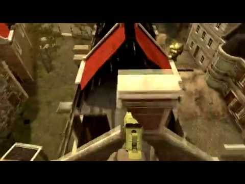 Some Jumps in Different Maps (CoD4) (PC)
