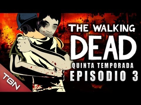 The Walking Dead (T5) - Captulo 3 