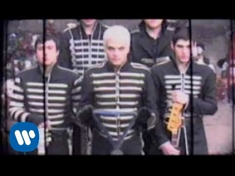 Welcome To The Black Parade [Making Of Video] (Video)