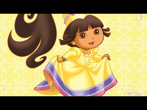 Dora The Explorer Episodes for Children - Full Walkthrough/Guide For Fairytale Adventure Level 3 - New 2014 Cartoon Game For Kids (Nick Jr.) In English HD 1080p