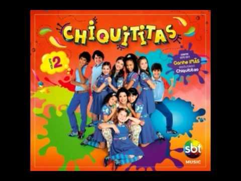 CD Chiquititas 2013 Volume 2- Me Passam Coisas