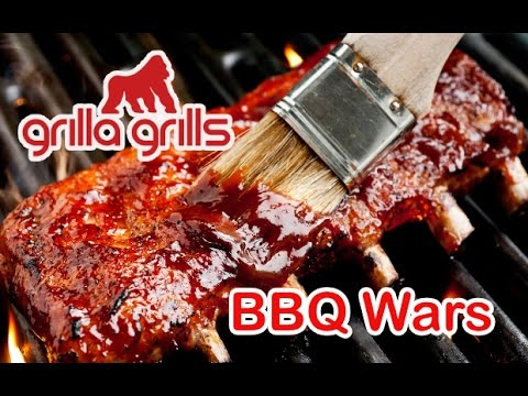 And The Winner Is.... (Grilla Grills BBQ Wars Tour)