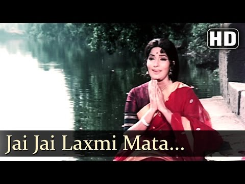 Jai Jai Lakshmi Mata - Bhagwan Samaye Sansar Mein - Devotional Songs - Anuradha Paudwal