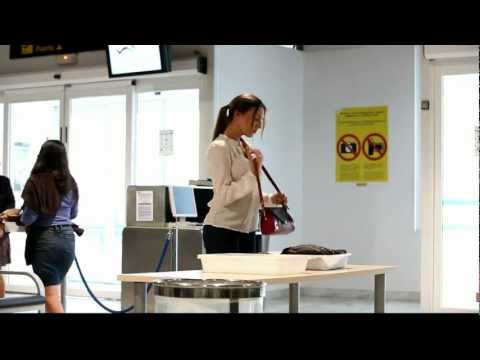 Aeropuerto de Melilla - Making of Jessica