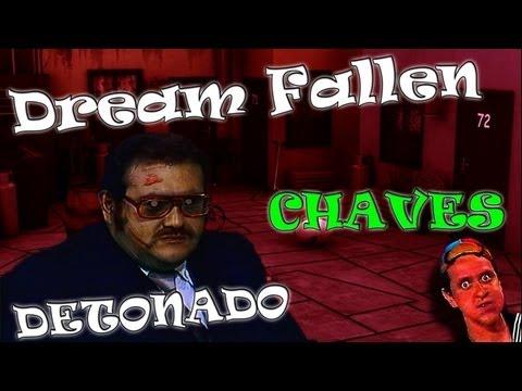 Detonado - Dream Fallen Vila Do Chaves em portugues