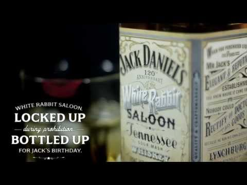 Jack Daniel's White Rabbit Saloon Commercial