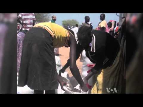 Fight Blocks Aid to Thousands of Displaced in South Sudan