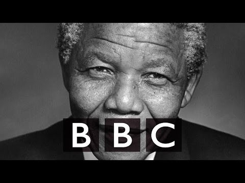 BBC Breaking News Nelson Mandela Dead Part 1