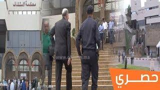 فيديوحصــــري من قلب محكمة الاستئناف بالبيضاء..أجواء و كواليس محاكمة رفاق الزفزافي |