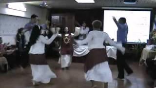 Hebron Danza ADONAI ROI & SHMA ISRAEL