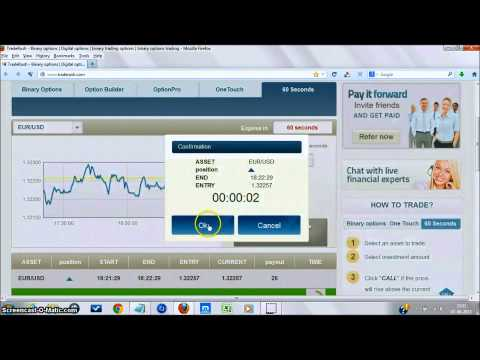 Binary options trading signals erfahrung