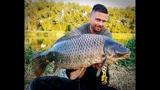 Po stopách kaprů - Nitra Urban Fishing 1. díl