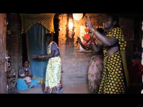 Dance of Siddi Tribal People Dandeli Karnataka India