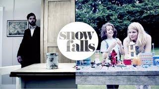"""Eric Legnini - """"Snow Falls (feat. Hugh Coltman)"""" [Official Video]"""