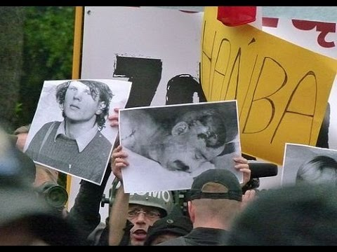 Protesty na pogrzebie Wojciecha Jaruzelskiego