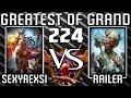 Smite Greatest of GrandMasters 224 Isis vs Hercules
