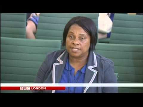 London: Stephen Lawrence Smear Allegations - Doreen Lawrence says I have no confidence in police