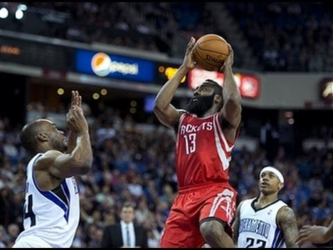James Harden Notches a Season-High 43 in 3 Quarters