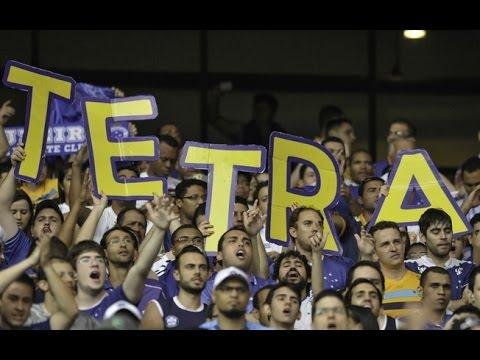 Cruzeiro Tetra Campeão Brasileiro - Homenagem