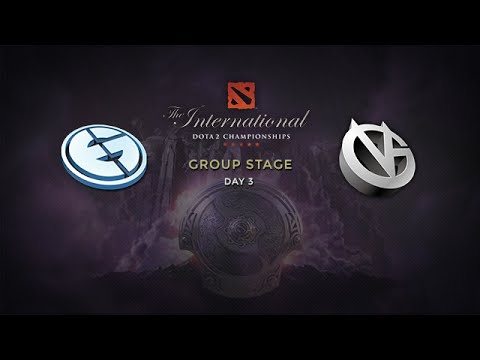 VG -vs- EG, The International 4, Group Stage, Day 3