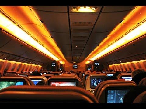 Emirates Flight EK248 (II): Rio de Janeiro (GIG) to Dubai (DXB)
