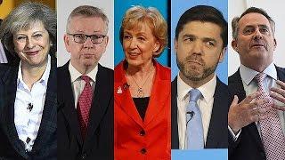 من هم المرشحون الخمسة لخلافة ديفيد كاميرون؟ |