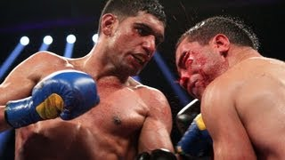 Showtime Boxing: Khan Vs. Molina Recap Amir Khan, Carlos