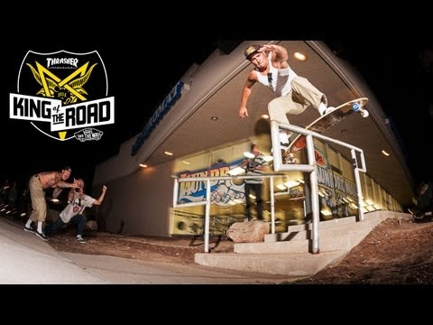 King of the Road 2012: Webisode 6