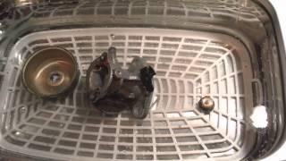 Ultrasonik karbüratör temizleyici - ultrasonic cleaner