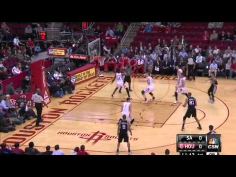 Omer Asik, Houston Rockets defensive rotations