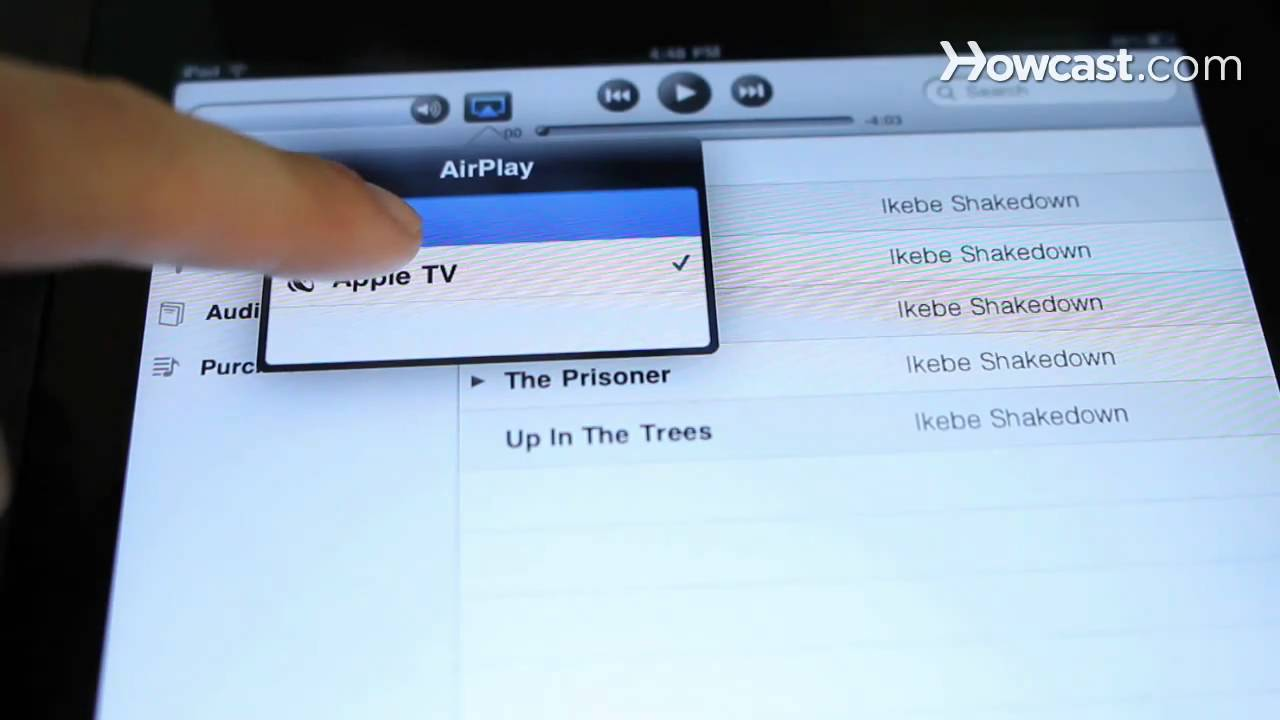 how to use apple airplay youtube. Black Bedroom Furniture Sets. Home Design Ideas
