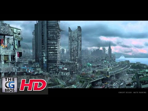 CGI VFX Breakdowns & Showreels HD: