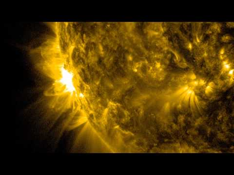 NASA | SDO Sees Two Solar Flares