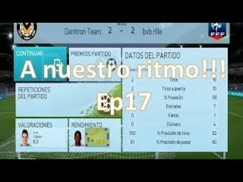 A nuestro ritmo!!! Ultimate Team Fifa 16!!! Ep17