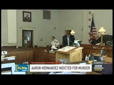 Aaron Hernandez Charged With First-Degree Murder -Part 2