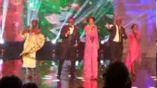 Lil Win Displays At 2013 Ghana Movie Awards